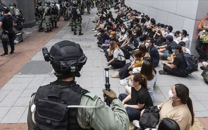 Chinese President Xi signs new Hong Kong security law