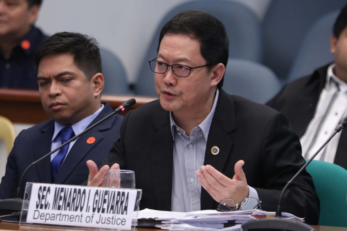 BuCor chief's call to go on leave pending PDL deaths probe — Guevarra