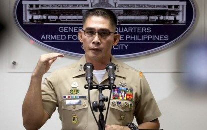 AFP head is also chair of Joint Chiefs AFP spox Arevalo says