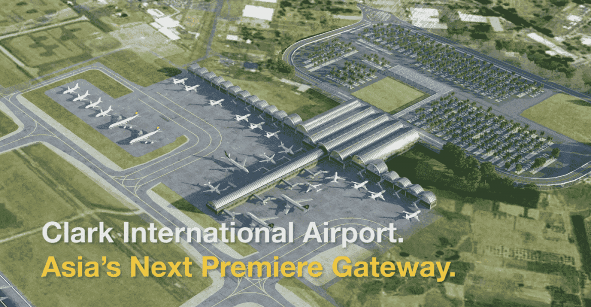 PH's tallest airport control tower to rise in Clark