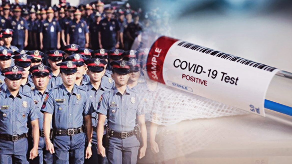 118 more cops infected with Covid-19