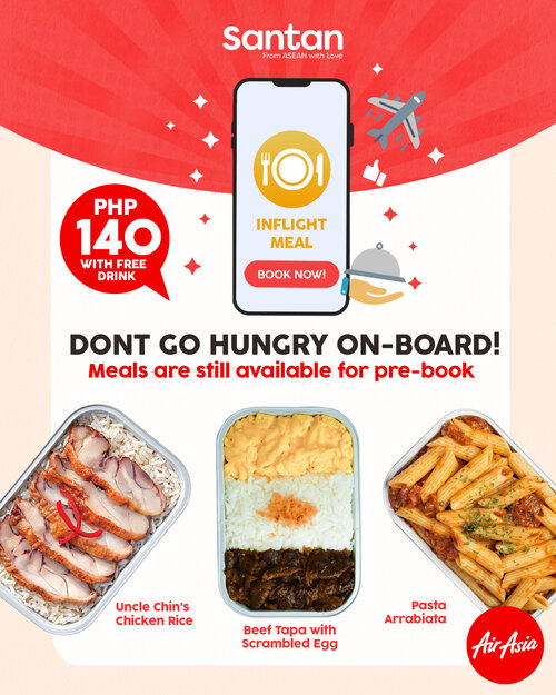 AirAsia ramps up in-flight offerings for guest convenience and safety