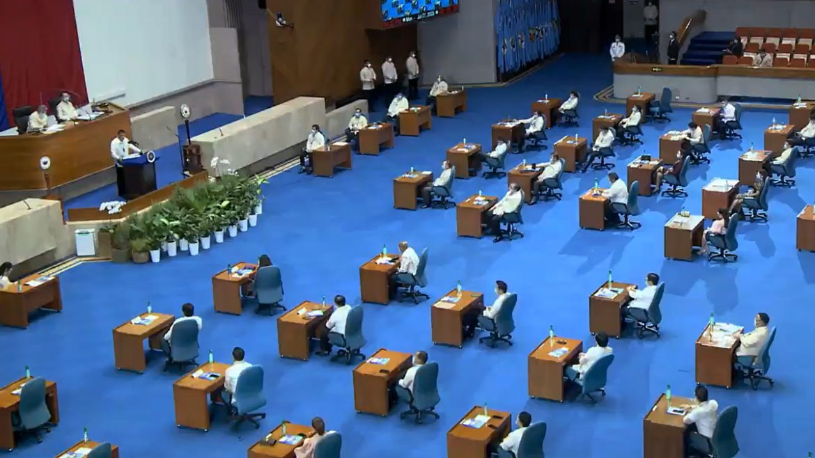 House opens second regular session of 18th Congress