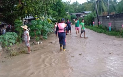 7 houses damaged; 400 families affected by floods in Sarangani