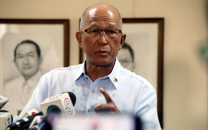 AFP med units can care for Covid-19 patients: Lorenzana