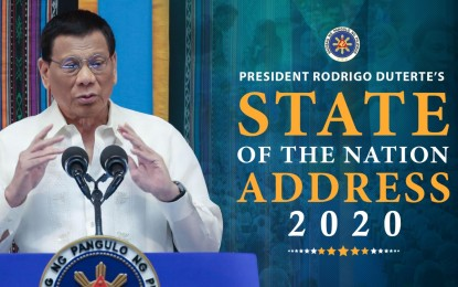 Duterte's 5th SONA presents plans to fight Covid-19: Palace