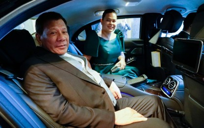 PRRD to Sara: No gain in becoming president unless you're corrupt