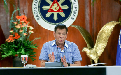 PRRD consulted experts, doctors about economic reopening