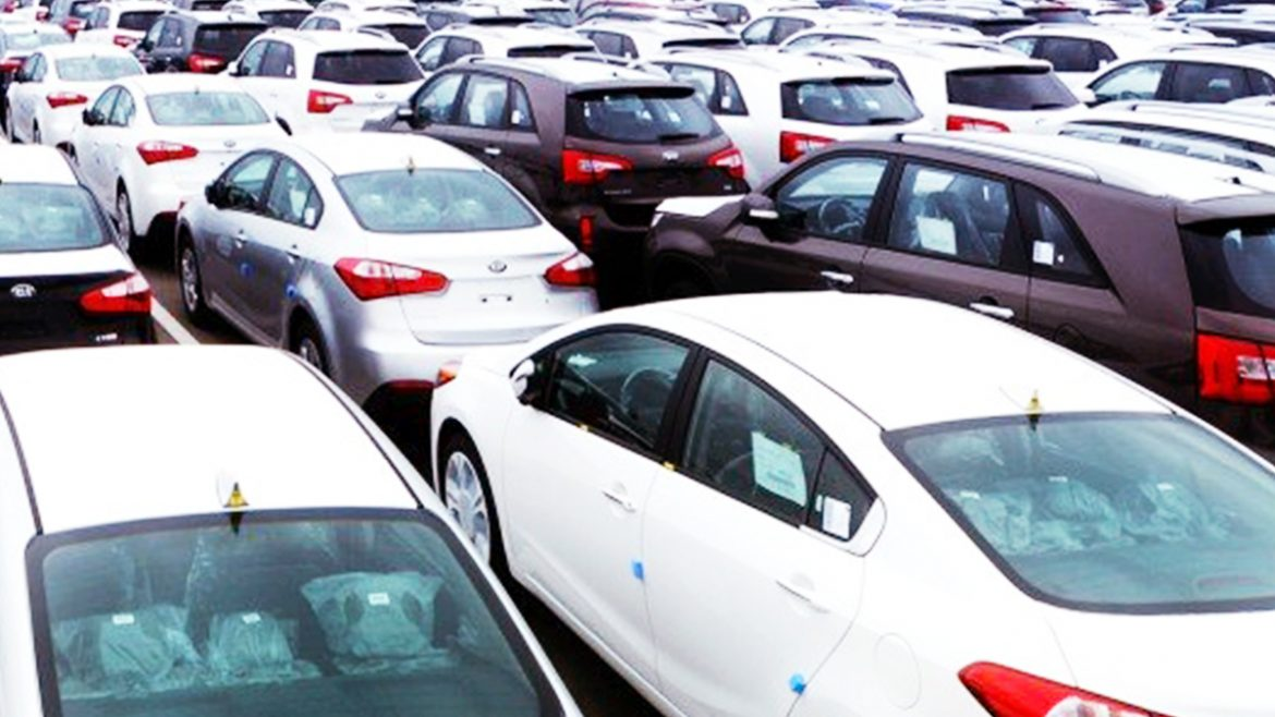 Customs donate over 700 forfeited vehicles to gov't agencies