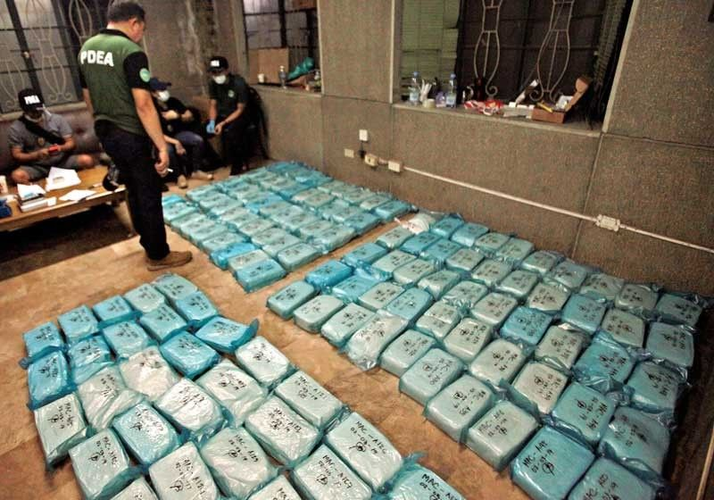 PNP reports 38k suspects nabbed, P11-B illegal drugs confiscated in 1st half of '20