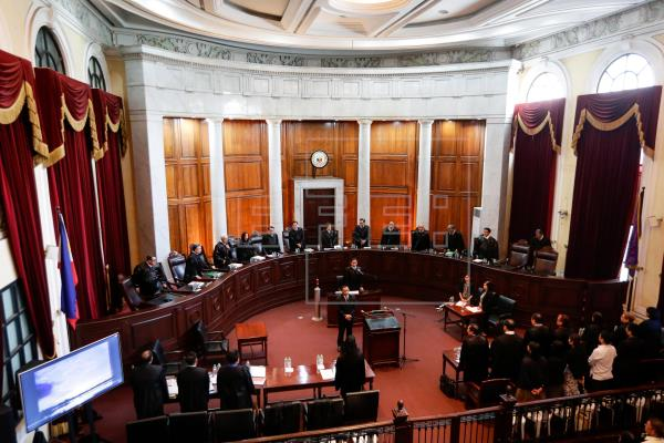 Palace says it will abide by SC ruling on anti-terror law petition