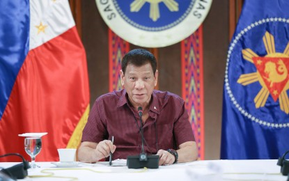 Duterte to personally talk to law enforcers involved in Jolo fatal shooting incident