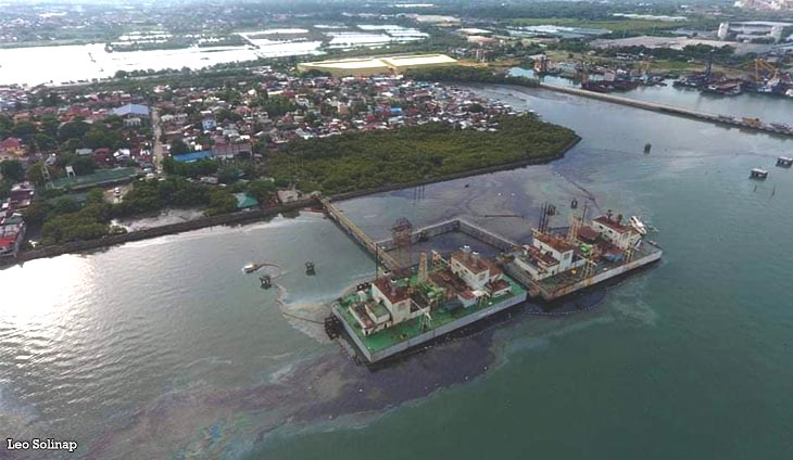 DENR to slap AC Energy with penalties for Iloilo oil spill