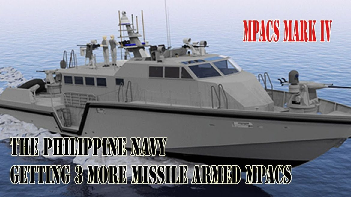PH Navy to have 3 more missile-armed MPACs by Q1 2021