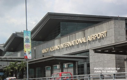 NAIA workers positive for Covid-19 reach 60