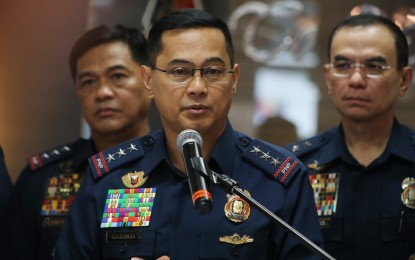 Nationwide contact tracing capability now 96%: PNP