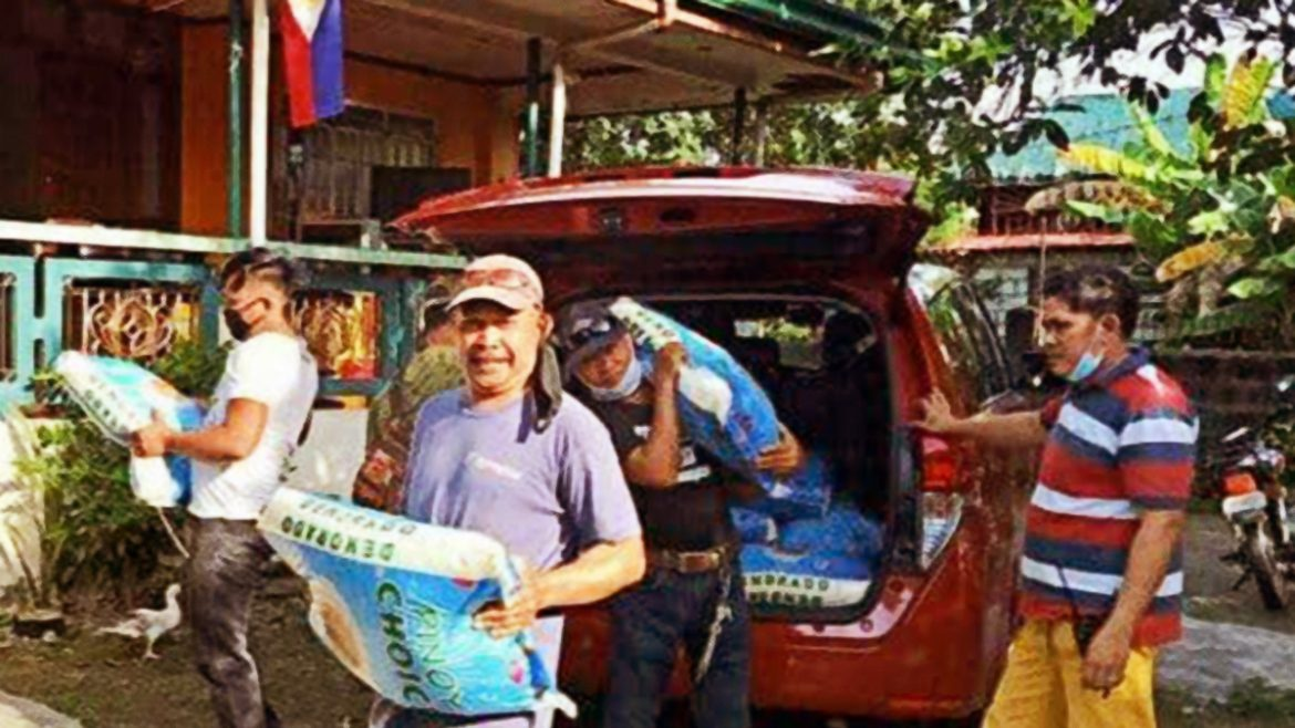 OMA undertakes rapid response ops for Pampanga residents