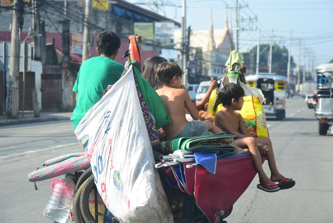 PH poverty level to climb further up amid the pandemic