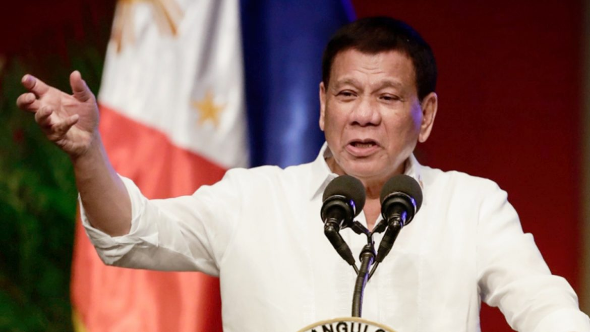 We will not dodge obligation to fight for human rights: PRRD