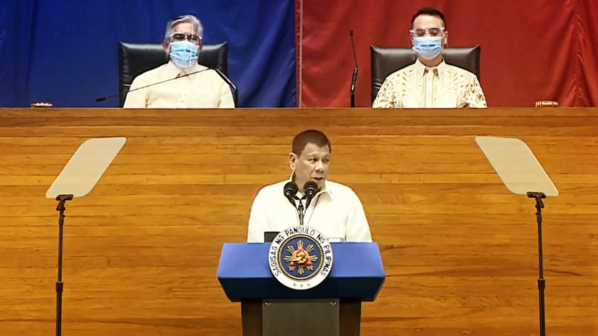 PRRD warns 'opportunists' amid Covid-19 pandemic