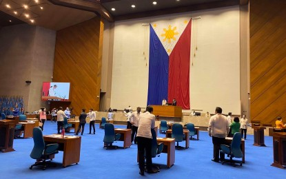 House commits to pass P66-B stimulus package for agriculture