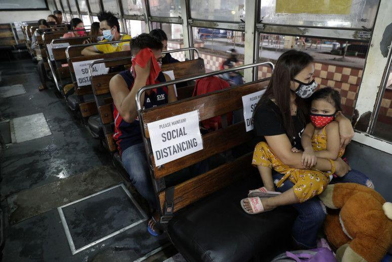 Buses in Valenzuela warned to follow quarantine protocols