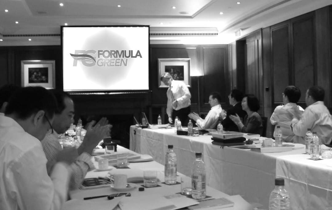 Official Maharlika Association lauds invitation to announce FGC official entry to a leading space industry fund