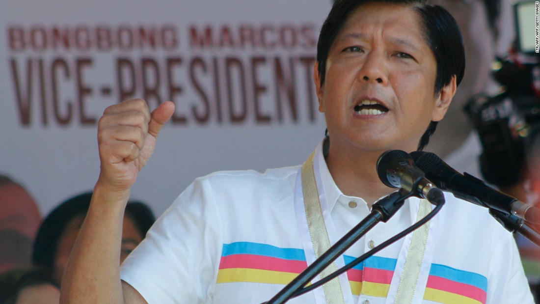 Have patience, Bongbong to decide soon — Rodriguez