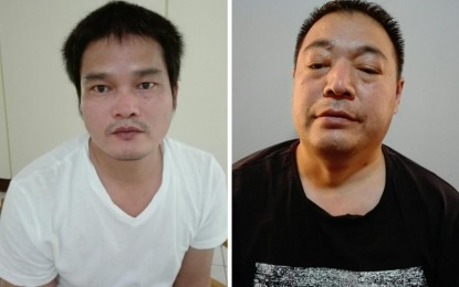 2 Chinese men nabbed for kidnapping in Las Piñas