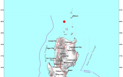 Aftershocks possible from magnitude 5.4 Batanes quake
