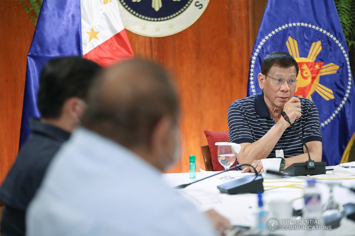 PRRD reply to front-liners appeal for 2-week ECQ in NCR out soon