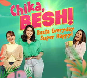 Good vibes, positive stories on 'Chika, Besh!'