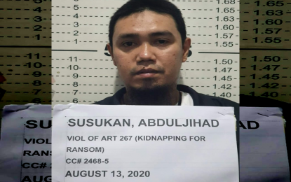 AFP, PNP to let courts decide if Misuari harbored Susukan