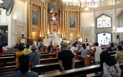 Prelate issues prayer for faithful; urges wearing of face masks