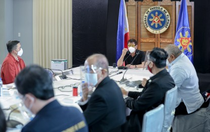 PRRD proposes congressional oversight body on Bayanihan spending