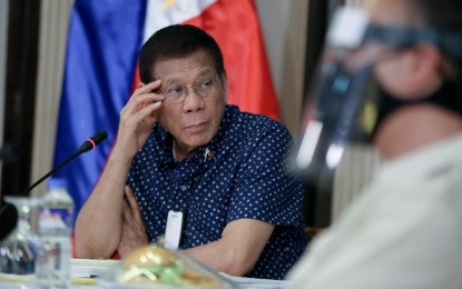 Duterte stance remains 'friend to all, an enemy to none'