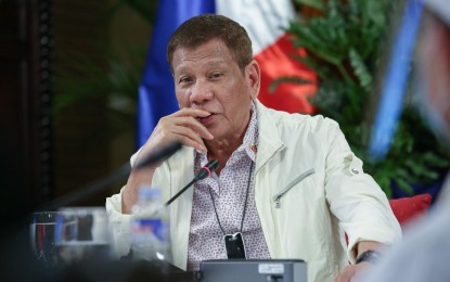 Duterte won't give 'even an inch' of PH territory to other states