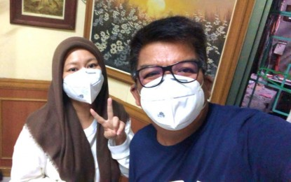 Hataman, wife recover from Covid-19