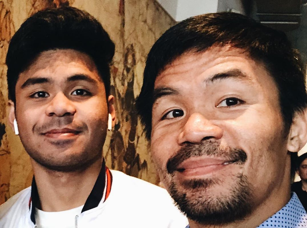 Foreign sounding, Michael Pacquiao's rap trends on YouTube