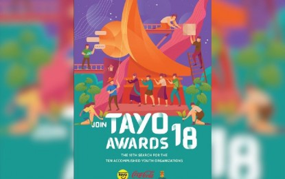 TAYO Awards opens search for youth orgs active in Covid response
