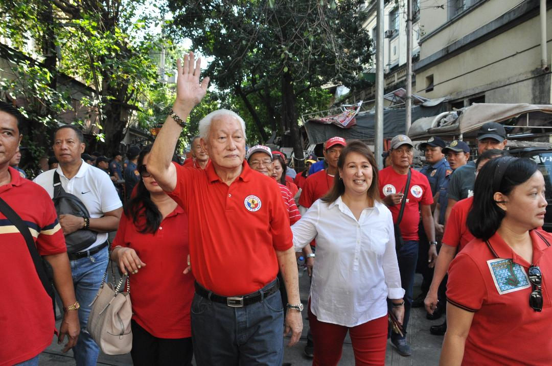 PCOO chief honors Alfredo Lim's 'dynamic political career'