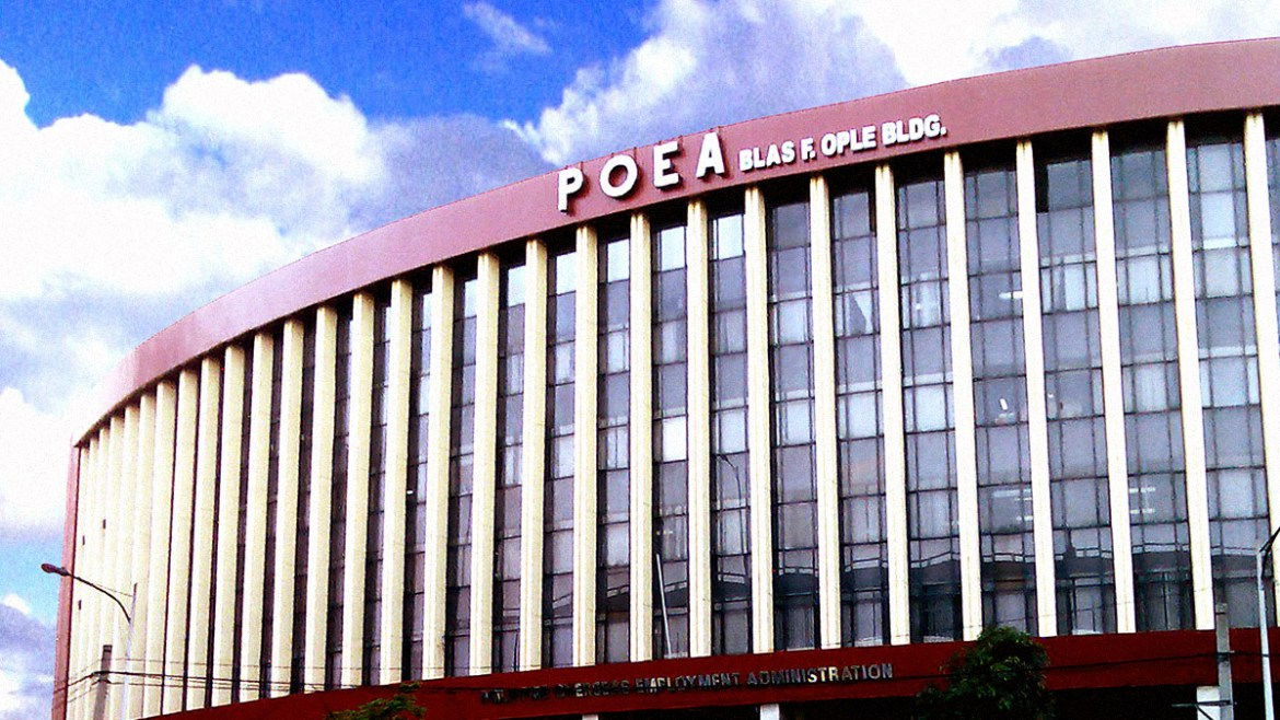 POEA assures China, Covid-19 test results not fabricated