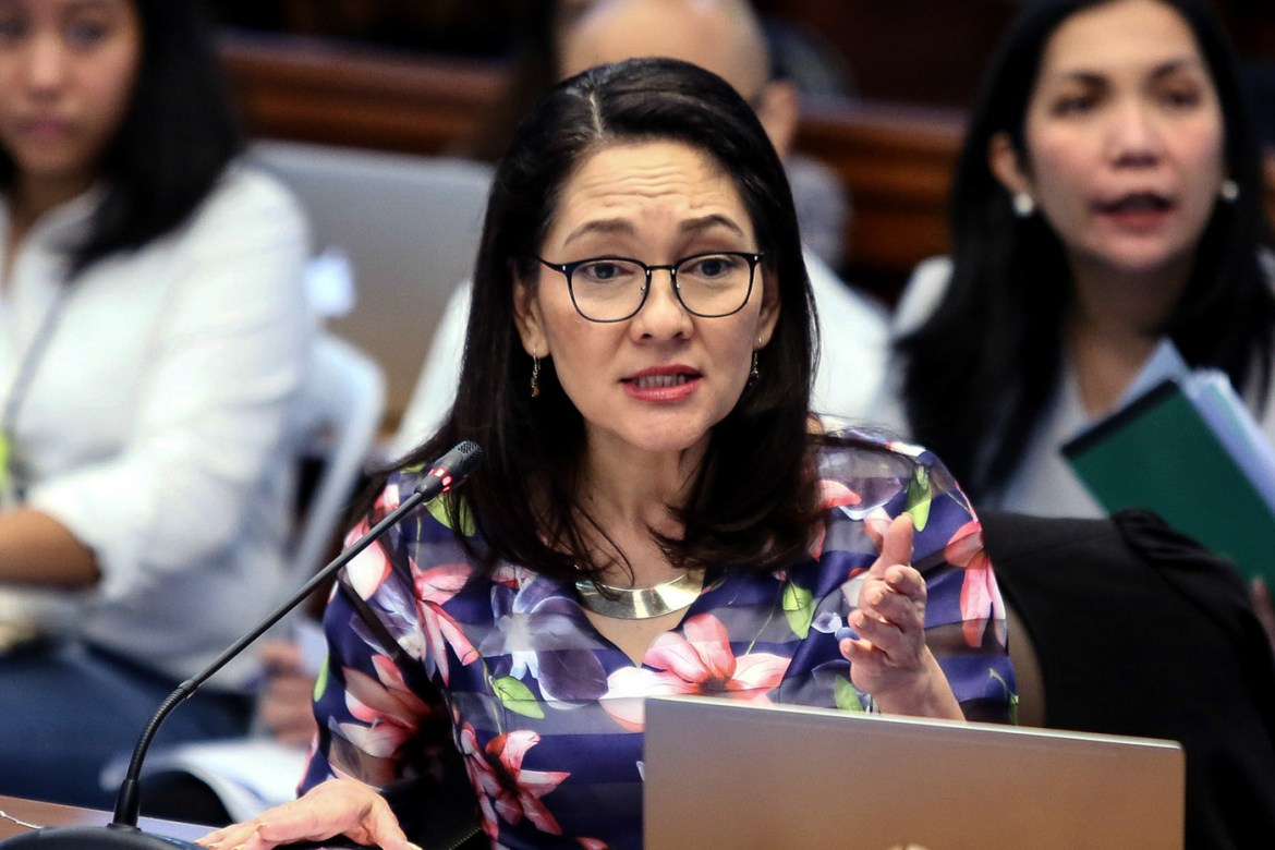 Hontiveros calls on PAGCOR to collect POGO's P1.36-billion debt before kicking them out of PH