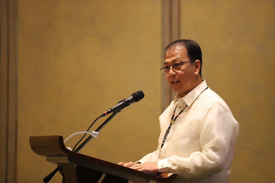 Galvez highlights push towards peace in Mindanao in 7th anniversary of CAB