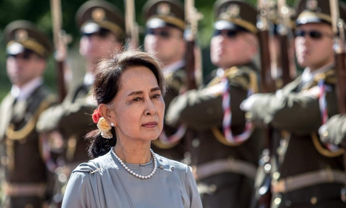PH joins calls for release of Myanmar's Suu Kyi
