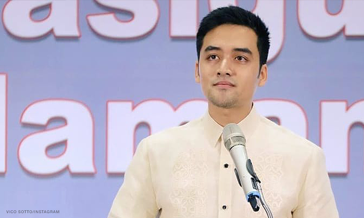 Pasig City Mayor Vico Sotto possible Covid-19 virus carrier