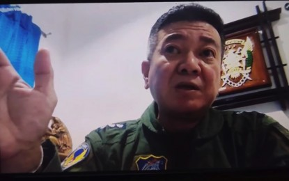 Go's 'photo ops' with hurt airmen fake news: PAF exec