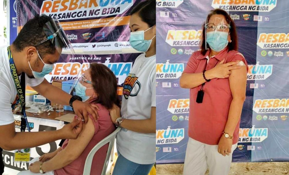 DOH-Calabarzon reports 157K eligible individuals got anti-Covid jabs in the region