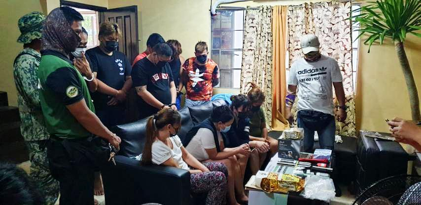 10 drug suspects arrested in P14M buy-bust