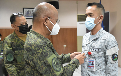 6 Westmincom staff officers promoted to higher ranks